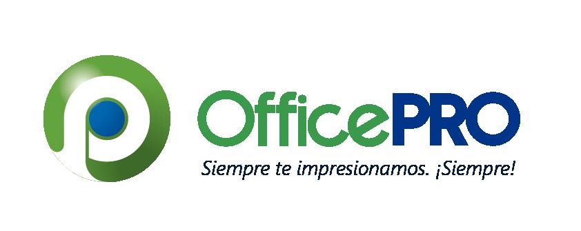 Logotipo_Logo OfficePro apaisado + Slogan