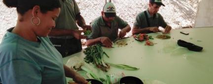 ALMAS en Venezuela compartieron con una sopa