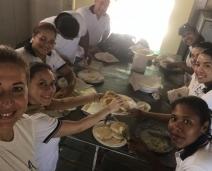 Fundación Alma realizó arepazo para niños y adolescentes de la Casa Hogar Don Bosco