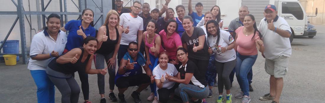 Participación en actividades recreativas en Venezuela