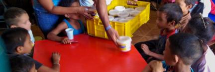 Más de 50 niños del Hospital Universitario benefició Fundación Alma