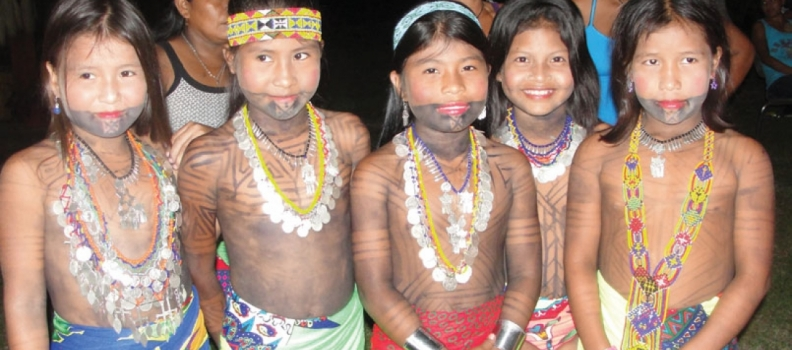 Fundacion Pro Niños del Darien – Office Pro Panamá